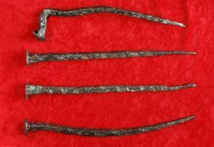 4 clous du Murus Gallicus