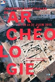 Affiche Journées nationales de l'Archéologie