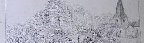 La tour de Ganne