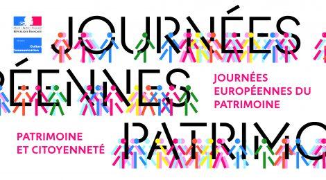 Journées Européennes du Patrimoine - 17&18 septembre