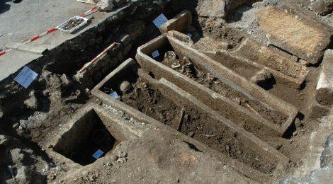 Entretien avec Morgane Lesueur à propos des restes osseux de Béruges