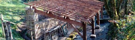 Le lavoir de Recullon : un patrimoine communal à redécouvrir